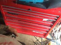 Snapon tool box rollCab