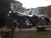 Harley tourglide custom