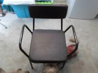 Commode Chair AND 45 NAPPES BOUTH THING ARE BRAND NEW NEVER BEEN USED PICK UP FROM GOSPORT