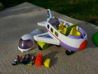 Fisher Price Aeroplane