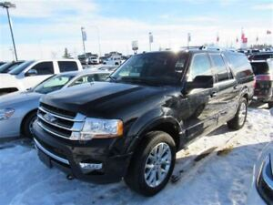 2017 Ford Expedition Max Limited 4X4 Sunroof Leather