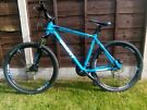 "GIANT ATX 1 MOUNTAIN BIKE 27.5"" FRAME BLUE/WHITE"