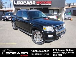 2007 Ford Explorer Sport Trac *Monthly Special*Limited, Sunroof,