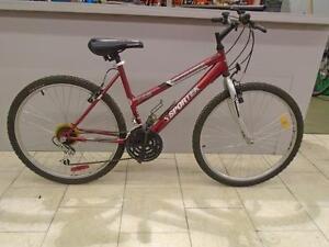 "Vélo de ville Sportek 18"" - 0221-3"