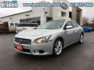 2011 Nissan Maxima S 4DR