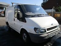 2002 02 FORD TRANSIT 2.0 TD SUPER LOW 54K FULL MOT 1 OWNER FROM NEW EXCELLENT DRIVE PX SWAPS