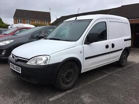 2007(56) Vauxhall Combo Van 1.7CDTI, Mot May 2018, NO VAT To Pay, Hpi Clear, Cheap Work Horse