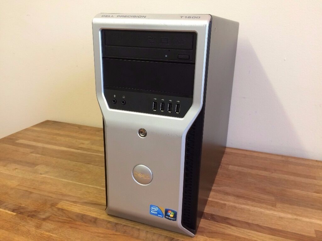 Powerful Gaming PC DellXeon 8 CORE x 3.30 Ghz16 GB RamNVIDIA Quadro 2000 i7 Desktop PCin Kilburn, LondonGumtree - VERY FAST Dell T1600 Workstation WINDOWS 10 Xeon 8 CORE 16 GB Ram Quality Graphics Card NVIDIA Quadro 2000 This is a Very Fast Workstation and Video & Picture Editing , Graphics Designing , Music Productions , Gaming and Everything else ... Delivery...