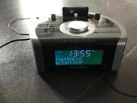 Roberts Dream Dock 2 DAB Alarm Clock With Iphone Dock