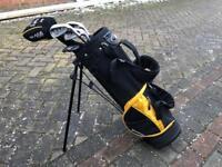 Lynx golf set for kids