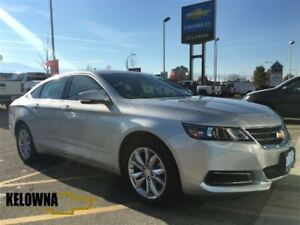 2017 Chevrolet Impala LT 1LT | Low KM's | Bluetooth | Alloy's