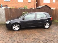 VW Golf MK5 GT TDI (Black)