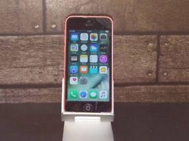 iPhone 5C Pink Unlocked 16GB