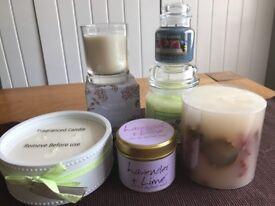 Candle Assortment