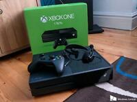 Xbox One 1TB Boxed with 2 controllers!