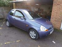 Excellent condition ford ka for sale.