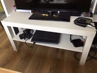 IKEA LACK TV bench for sale - URGENT