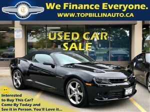 2014 Chevrolet Camaro 2SS Only 19K kms, HUD
