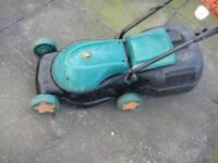 black+decker lawnmower