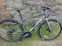 Hybrid Bike (Marin Fairfax Hybrid) Great for commuting