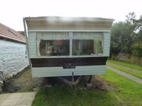 1 Bedroom Static Caravan 30ft by 10ft buyer must arrange transport