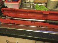 Rolson Torque Wrench