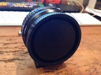 Camdiox Auto Focus AF Canon EOS EF lens to Sony E mount adapter