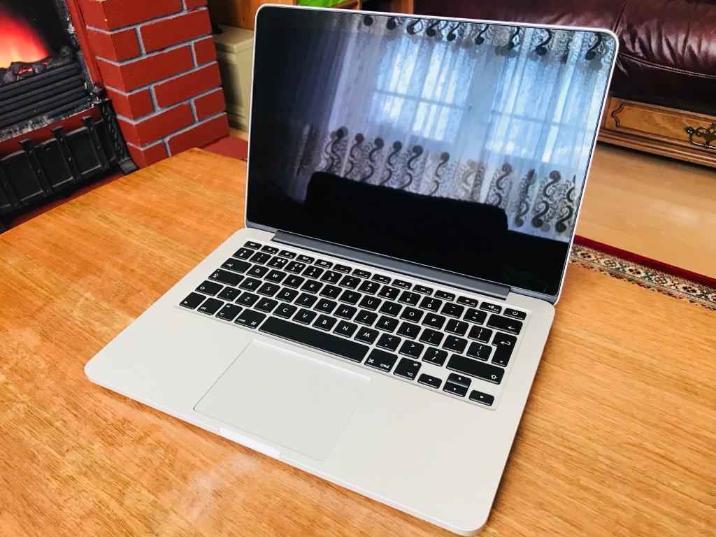 Apple Macbook Pro 13 Late 2011 I5 4gb Sierra Bekas Retina 2015 256 Ssd