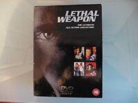 lethal weapon box set .