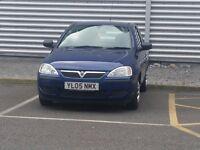 Vauxhall corsa life 1.0 petrol
