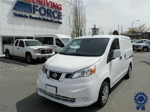 2017 Nissan NV200 SV Cargo Van, Cloth Seats, Cruise Control
