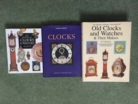 Clock and watch books