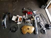 Honda k750 parts