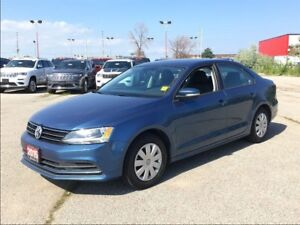 2015 Volkswagen Jetta 2.0L TRENDLINE**BLUETOOTH**BACK UP CAMERA*