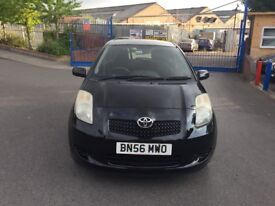 2006 Toyota Yaris 1.0 VVT-i T3 Hatchback 67,000 very low mileage