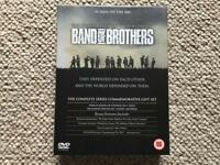 Band of brothers DVD's