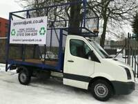 2011 Volkswagon crafter tipper