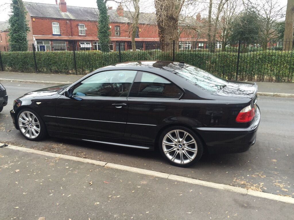 bmw 320 cd m sport coupe new mot in wigan manchester gumtree. Black Bedroom Furniture Sets. Home Design Ideas