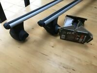 Roof Bars and Foot Pack