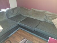 Corner and 3 seater sofa for sale