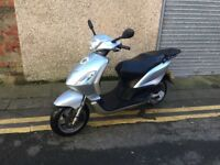 Piaggio Fly 50cc 2009 Low Miles