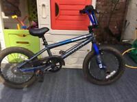Tonyhwak 16inc stunt bike