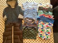 Boys clothes bundle 6-9 months