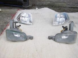 INDICATORS & FOG LAMPS
