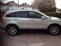 Relaible well cared Honda CRV done 69K Mile and long MOT, Immaculate condition