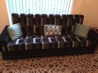 Sofa storage bed