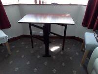 DROP LEAF TABLE