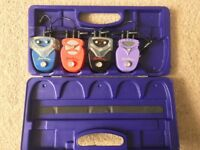 Danelectro Mini Effect Pedals and Pedal Board