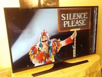 Samsung 48 Inch 4K Ultra HD Nano Crystal LED Smart TV, with Freeview HD (Model UE48JU6445)!!!