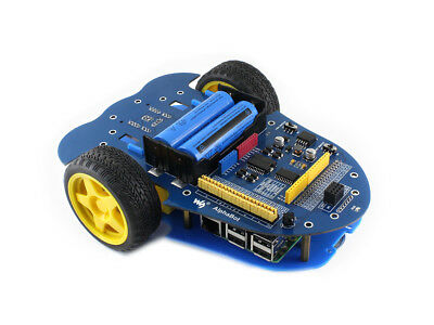 Alphabot Mobile Robot Development Platform Compatible With Raspberry Piarduino
